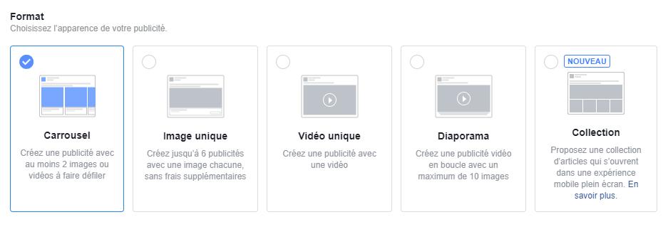 Format-Publicité-Facebook-ecommerce