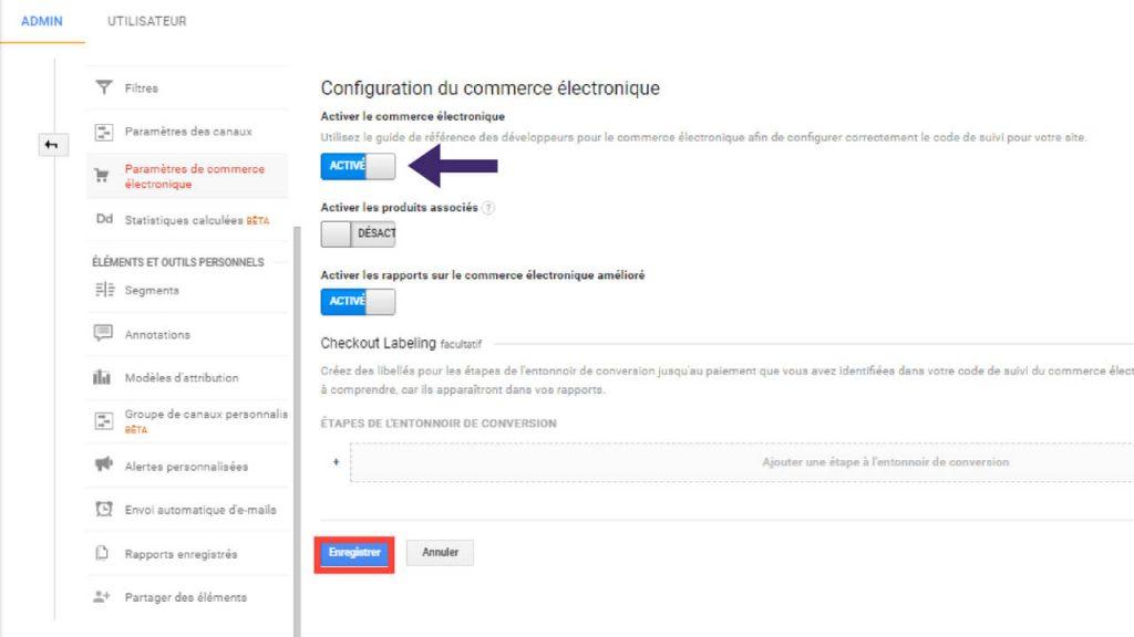 Google-Analytics-Ecommerce