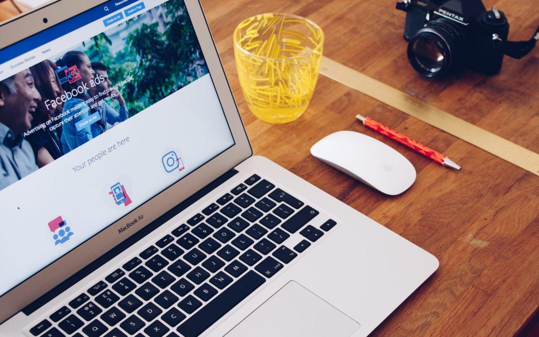 Utiliser publicité facebook ecommerce Vendée