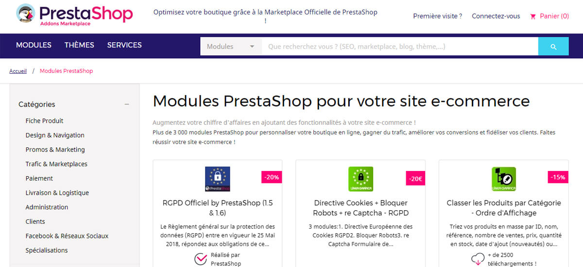 Prestashop-modules-ecommerce