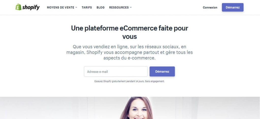 Shopify-site-ecommerce
