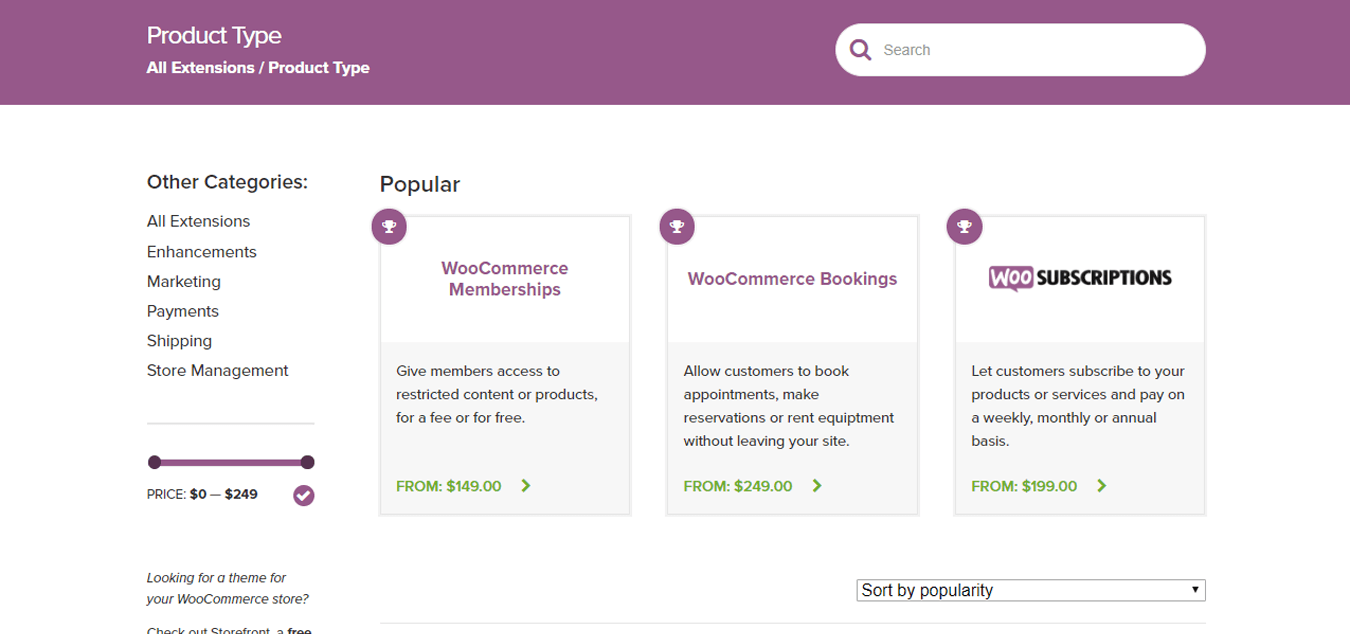 Woocommerce-modules-ecommerce