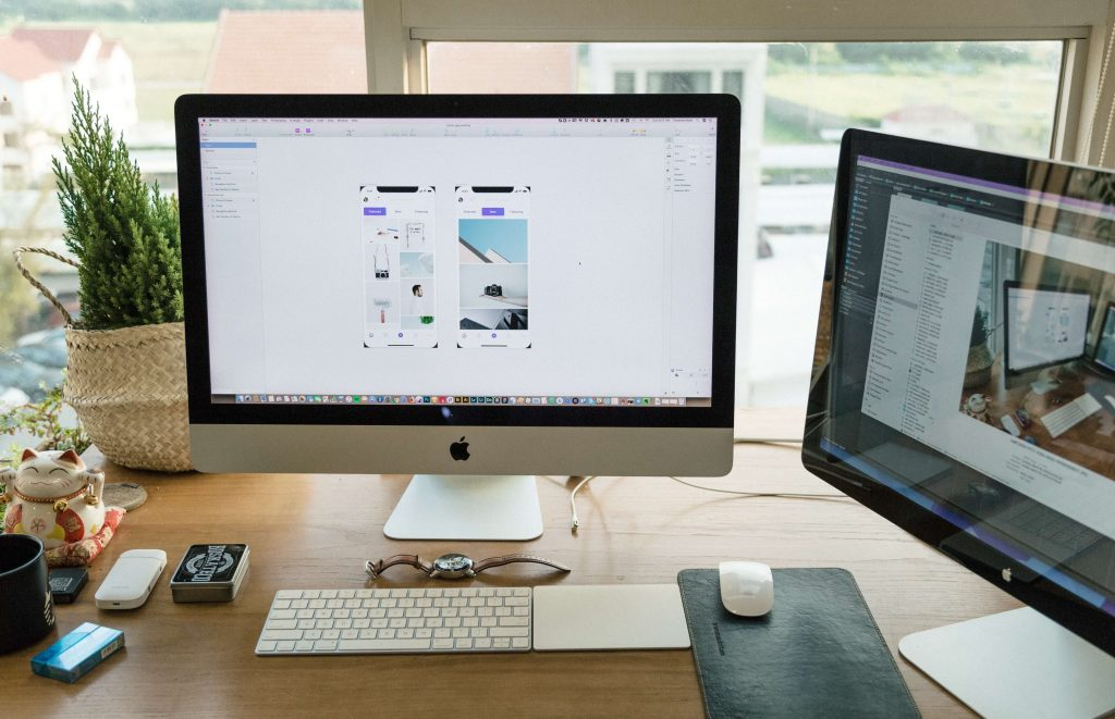 UI Design - ecommerce